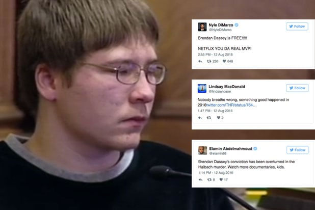 Social Reaction to Brendan Dassey's Overturned Conviction