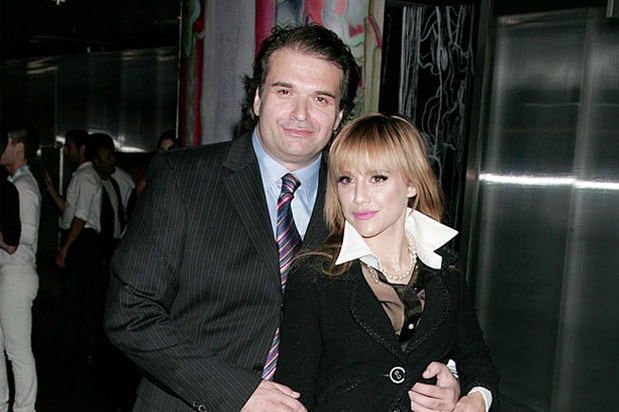 simon monjack and brittany murphy
