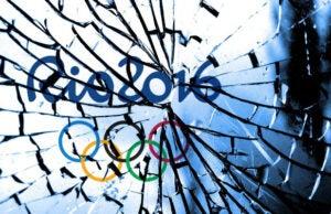 bus attack rio olympics