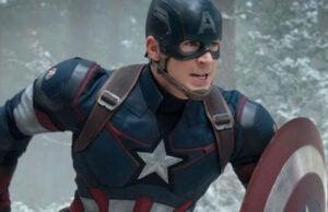 captain america chris evans avengers