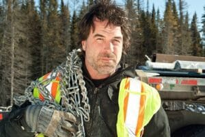 darrell ward ice road truckers