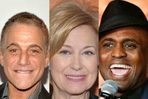 daytime talk tony danza jane pauley wayne brady