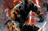 Deathstroke The Batman superhero