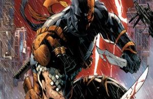 Deathstroke The Batman