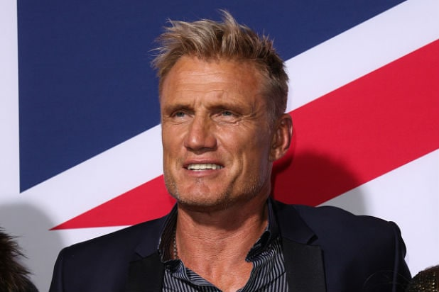 Dolph Lundgren to Gues...
