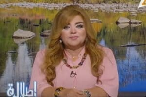 egypt tv anchors weight