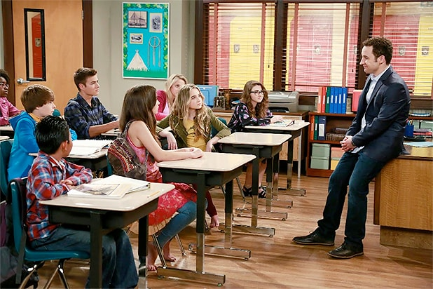 Girl Meets World Classroom