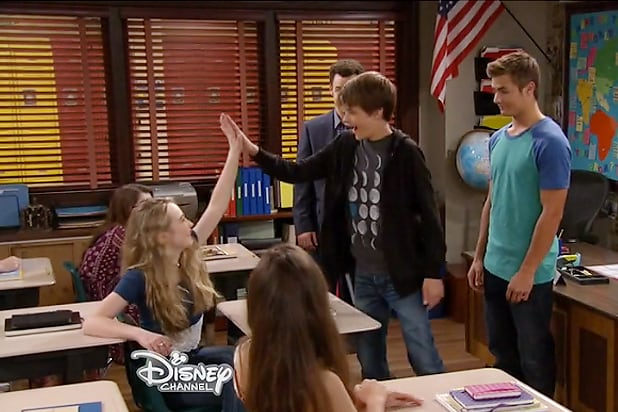 Girl Meets World High Five