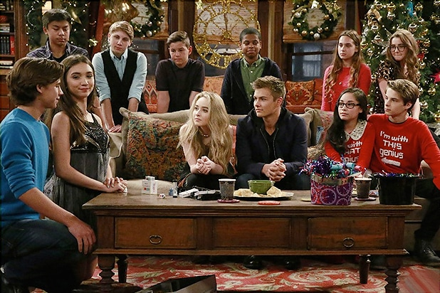 Girl Meets World New Years