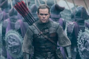 great wall matt damon