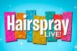 hairspray live logo