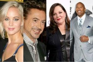 highest paid actors actresses 2016