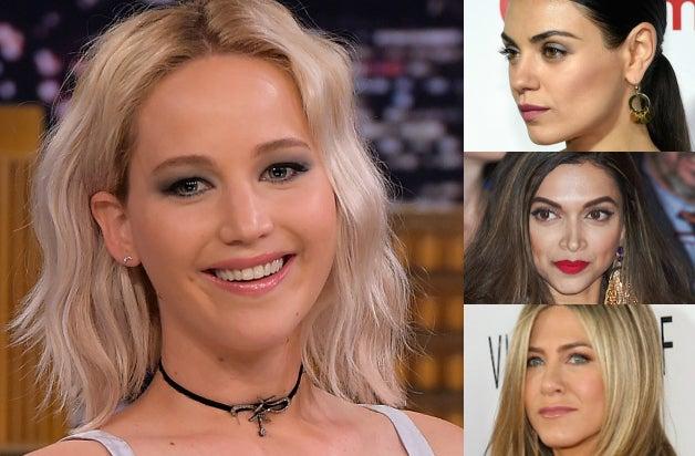highest paid actresses forbes 2016 jennifer lawrence mila kunis melissa mccarthy julia roberts