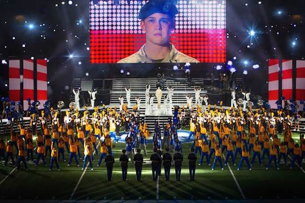 billy lynn long halftime walk