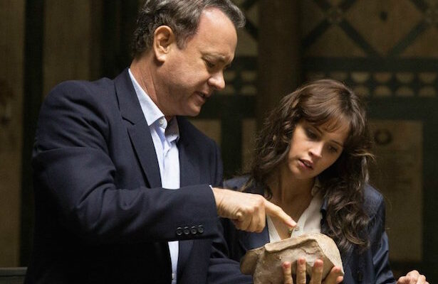 inferno tom hanks box office felicity jones