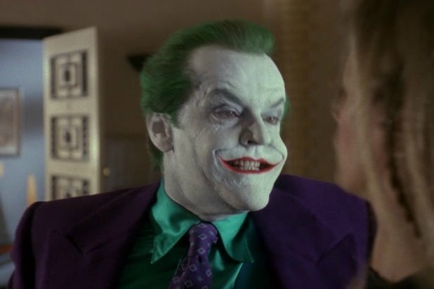 jack nicholson joker batman