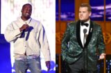 james corden kanye west