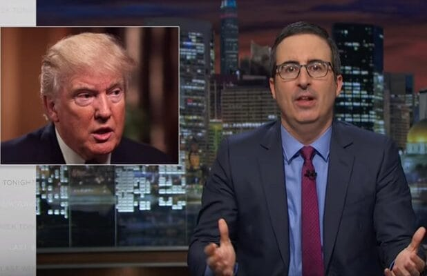 john oliver last week tonight donald trump khizr khan HBO