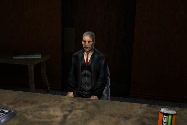 joseph Manderley Deus Ex