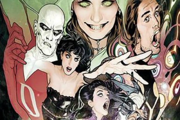 justice league dark Gerard Johnstone