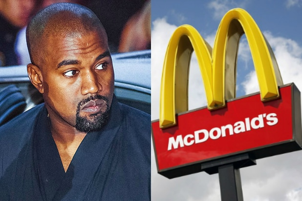 kanye west mcdonalds fast food poem prose frank ocean