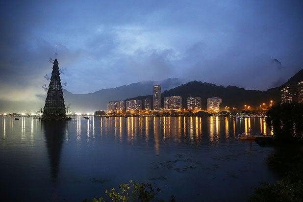 Rio Olympics Lagoa