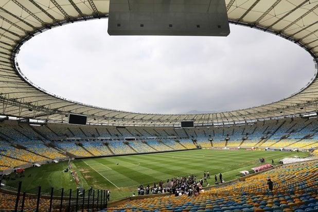 Rio Olympics Maracana