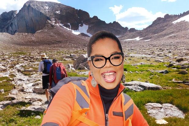 Oprah Winfrey Moguls on a Boat