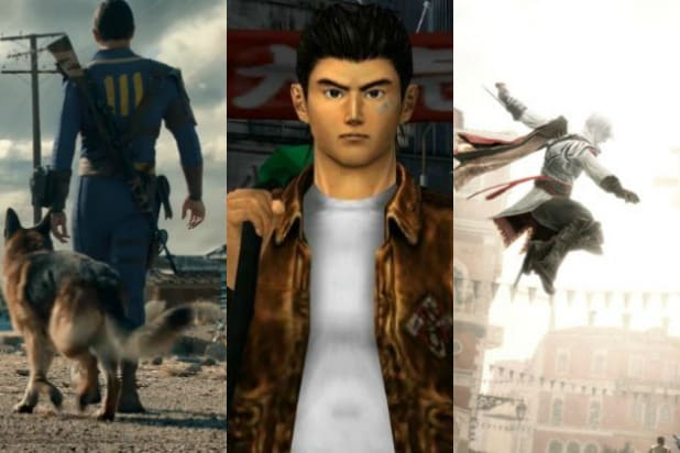 most disappointing video games fallout 4 shenmue assassin's creed 2