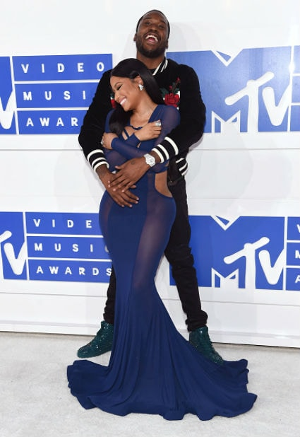 nicki minaj meek mill mtv video music awards