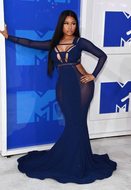 nicki minaj mtv video music awards