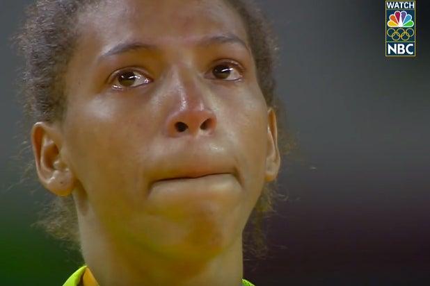 Olympics Rafaela Silva