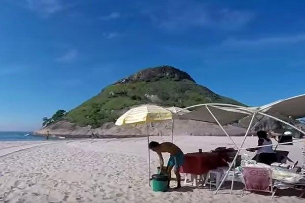 Rio Olympics Pontal