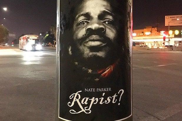 Nate Parker rapists birth of a nation sago poster