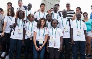 Refugee Olympic Team