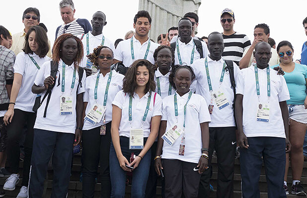 Refugee Olympic Team