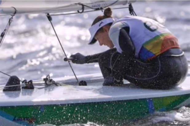 Rio Olympics sick rower
