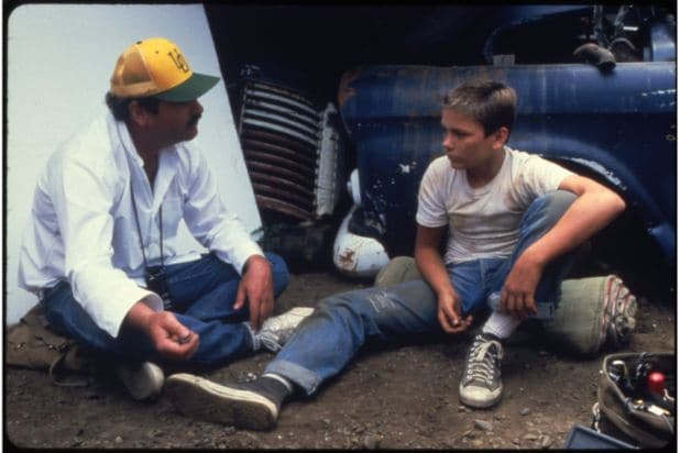 Stand by Me River Phoenix Rob Reiner