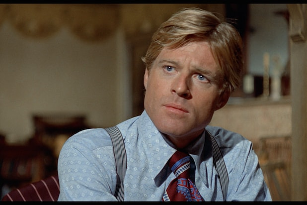 robert redford the sting