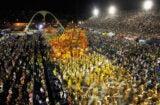 Rio Olympics Sambadrome