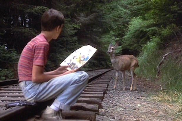 Stand By Me Wil Wheaton Deer