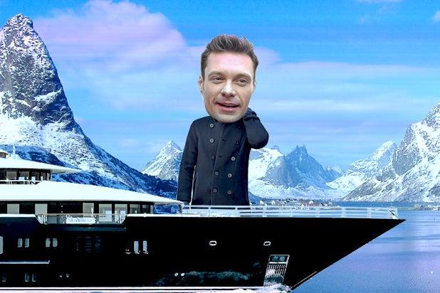 Ryan Seacrest Moguls on a Boat