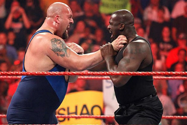 Shaquille O Neal Set To Face Wwe S Big Show At