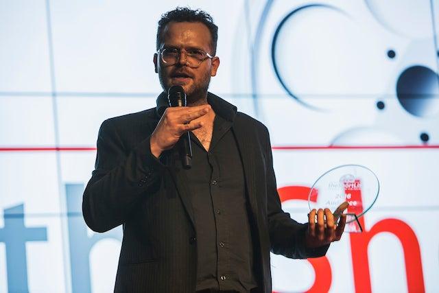 David Hansen 5th Annual Shortlist Film Festival Awards Ceremony.