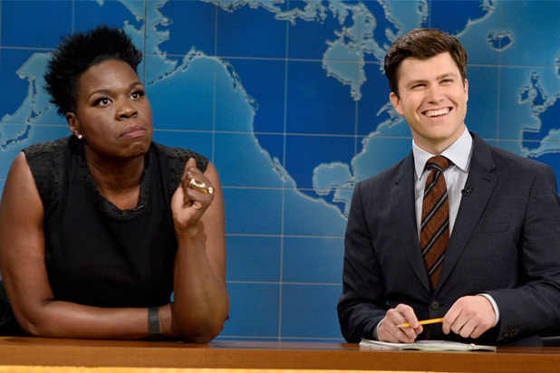 snl leslie jones