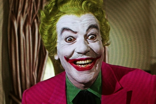 the joker history of cesar romero