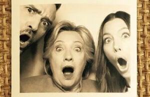Inside Hillary Clinton's Big Hollywood Fundraising Tour: Jamie Foxx, Katie Holmes, Samuel L. Jackson and Meg Whitman Justin Timberlake Jessica Biel