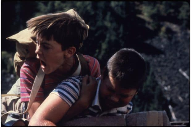 Stand by Me Wil Wheaton Jerry OConnell