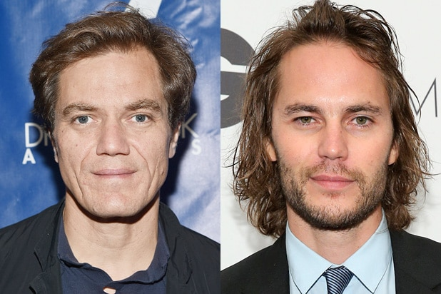 waco michael shannon, taylor kitsch