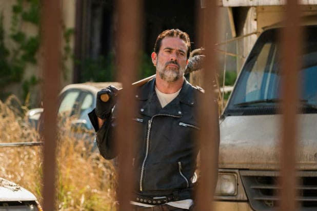 walking dead season 7 negan jeffrey dean morgan